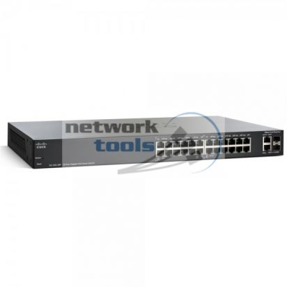 Linksys Cisco SB SG200-26 Коммутатор 26 порт 1000Base-TX