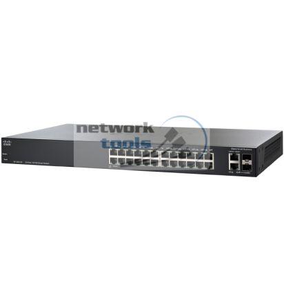 Linksys Cisco SF200-24 Коммутатор 24 порт 100Base-TX