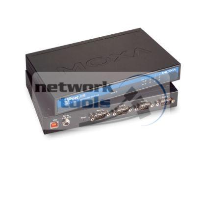 MOXA UPort 1450 Конвертер, сервер доступа