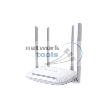 Mercusys MW325R Маршрутизатор с Wi-Fi, четыре 5 дБи антенны