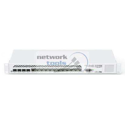 Mikrotik CCR1036-12G-4S Маршрутизатор уровня ядра сети 12 портов GLAN, 4*SFP