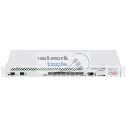 Mikrotik CCR1036-8G-2S+ Маршрутизатор 4GB ОЗУ, 8xGbit LAN, 36*ядер, 2xSFP