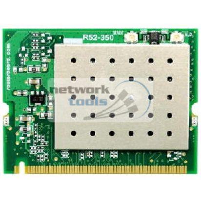 Mikrotik R52H Мощный Wi-Fi адаптер Mini-PCI