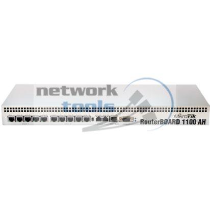 Mikrotik RB1100AHx2 Маршрутизатор 13 гигапортов, память DDR 2ГГц, 1066Mhz ЦПУ