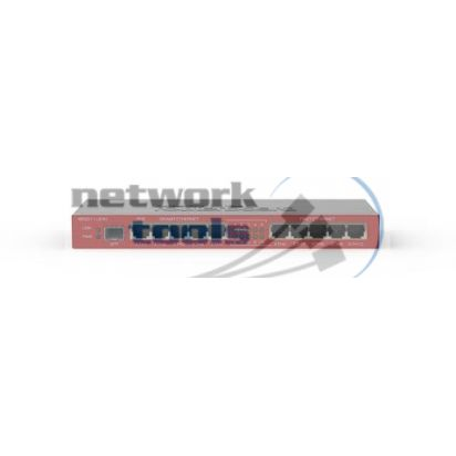 Mikrotik RB2011iLS-IN Проводной маршрутизатор 10-порт настольный