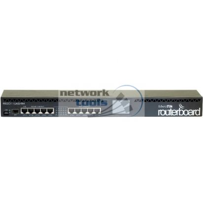 Mikrotik RB2011UAS-RM Стоечный проводной 10x-портовый маршрутизатор