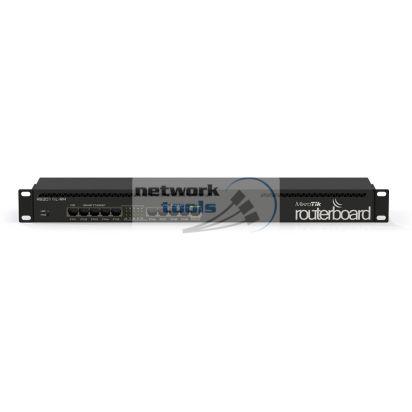 Mikrotik RB2011L-RM Маршрутизатор проводной в стойку 10 портов LAN