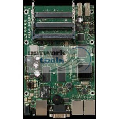 Mikrotik RB435G Гигабитный маршрутизатор бескорпусной