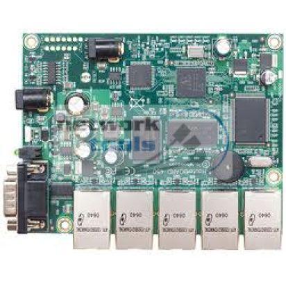 Mikrotik RB450g Гигабитный маршрутизатор бескорпусной