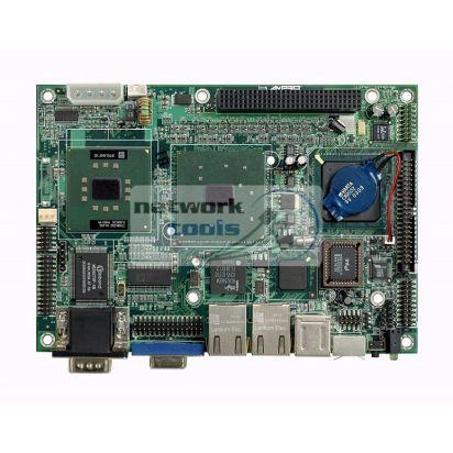 Mikrotik RB800 Маршрутизатор бескорпусной 3*GigaLAN и 4*MiniPCI
