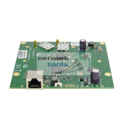 Mikrotik (911-Lite-5ac (RB911-5HacD) Клиентская плата Wi-Fi 802.11ac