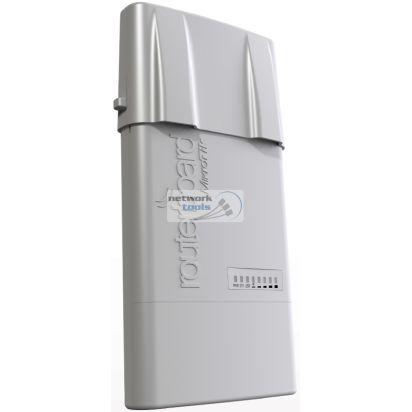 Mikrotik BaseBox 2 (RB912UAG-2HPnD-OUT) Наружная Wi-Fi точка доступа 2xRP-SMA 2,4GHz