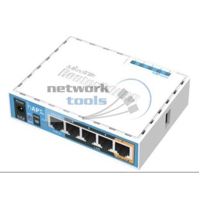 Mikrotik hAP ac lite (RB952Ui-5ac2nD) SOHO Двухдиапазонный Wi-Fi маршрутизатор AC