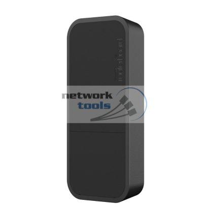 Mikrotik wAP-BE (RBwAP2nD-BE) Точка доступа 2,4 ГГц, чёрный