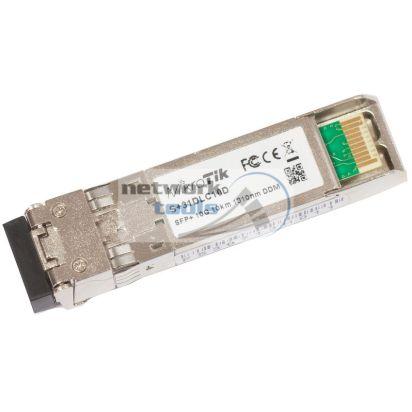 MikroTik S+31DLC10D Модуль 10G SFP+