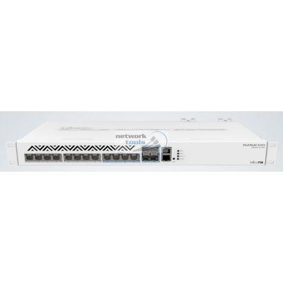 Mikrotik CRS312-4C+8XG-RM Управляемый коммутатор 12-ти портовый 3 уровня