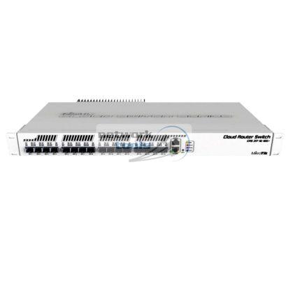 Mikrotik CRS317-1G-16S+RM Управляемый коммутатор 16xSFP+