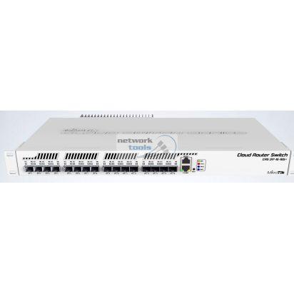 Mikrotik CRS317-1G-16S+ Управляемый коммутатор 16xSFP+