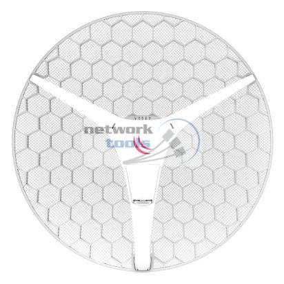 MikroTik LHG XL HP5 (RB-LHG-5HPnD-XL) Точка доступа Wi-Fi 5Ghz с антенной