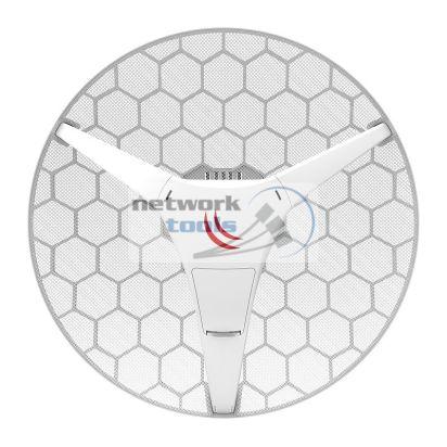 MikroTik LHG 5 ac (RB-LHGG-5acD) Точка доступа Wi-Fi 5Ghz с антенной
