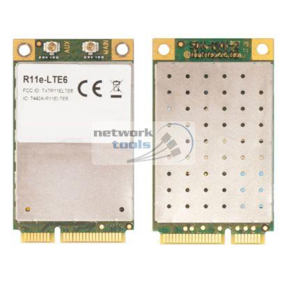 Mikrotik R11e-LTE6 Адаптер-LTE6 Mini-PCI