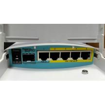 Mikrotik RB960PGS-PB (PowerBox Pro)