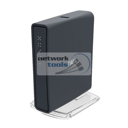 Mikrotik hAP ac lite TC (RB952Ui-5ac2nD-tower case) SOHO Двухдиапазонный Wi-Fi маршрутизатор AC