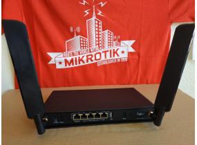 Обзор MikroTik hAP ac³ RBD53iG-5HacD2HnD