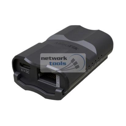 Wi-Fi точка доступа Mikrotik Mobile Quick Setup