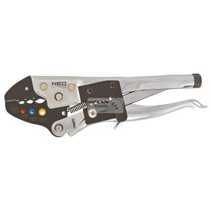 NEO Tools 01-505 Клещи для обжатия кабельных наконечников