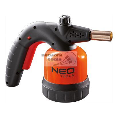 NEO Tools 20-020 Лампа паяльная, пьезо-поджиг