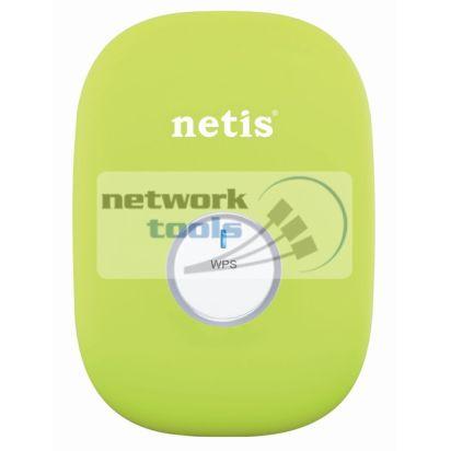 NETIS E1 Plus GREEN Wi-Fi усилитель беспроводной 300Mbps