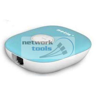 NETIS E1 Plus BLUE Wi-Fi усилитель беспроводной 300Mbps