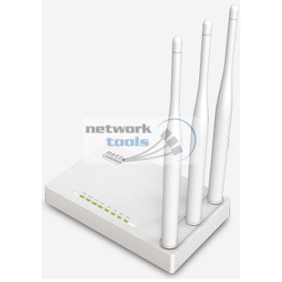 NETIS WF2409E WiFi маршрутизатор 150Mbs 4-портовый 10/100Mbps 3-ANT