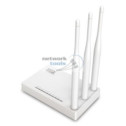 NETIS MW5230 WiFi маршрутизатор 300Mbs 4-портовый 10/100Mbps USB 2.0