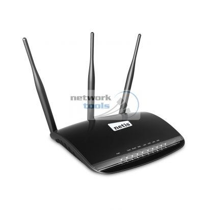 NETIS WF2533 WiFi маршрутизатор 300Mbs, 5-портов 10/100Mbps