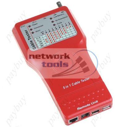 NETS RX-1000 Тестер сети LAN