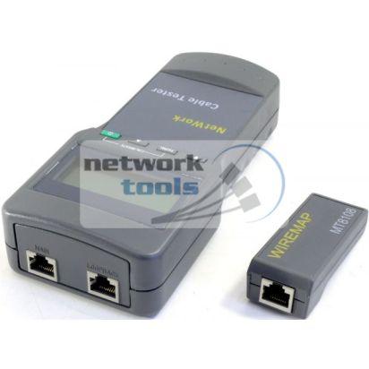NETS NCT-LCD4042 или NCT-LCD8108 Тестер сети LAN