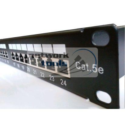 NETS PP-KFSTP24 Патч-панель RJ45 24 порта