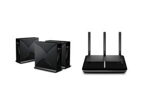 Wi-Fi роутер EC330-G5u и модульная Wi-Fi система HC220-G1