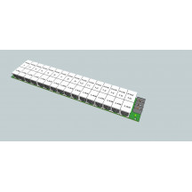 ExtraLink PoE Injector 16 LAN