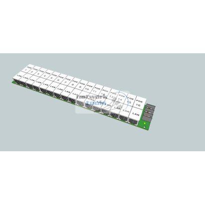 ExtraLink PoE Injector 16 LAN Инжектор POE для IP камер