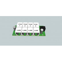 ExtraLink PoE Injector 4 LAN