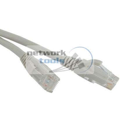 OEM Патч-корд литой, UTP, RJ45, Cat.5e, 45m, серый/синий