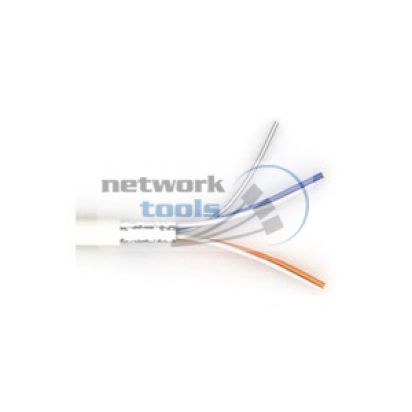 OK-Net КПВЭ-ВП (100) 2х2х0,51 Витая пара - кабель LAN бухта 305м