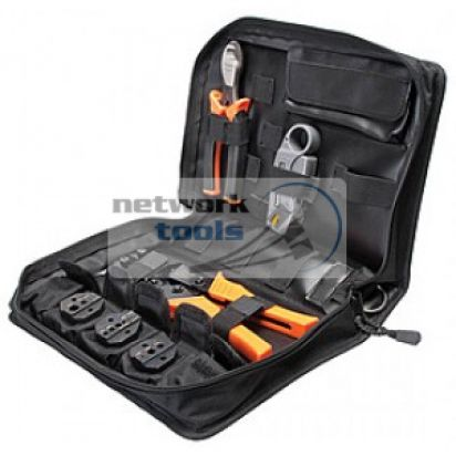 Paladin Tools PT-901054 CoaxReady Набор инструментов для обслуживания TV и СКС сетей