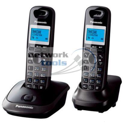 Радиотелефон DECT Panasonic KX-TG2512UAT