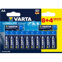 Varta HIGH Energy ALKALINE * 12 (8+4) Батарейка