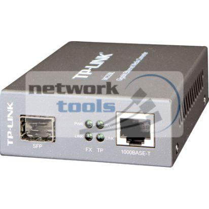 TP-Link MC220L Медиаконвертер под гигабитный SFP модуль