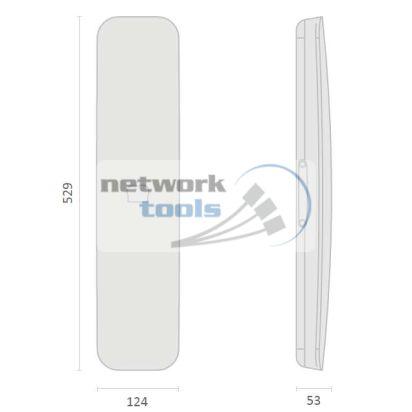 RF Elements M5-120 Антенна секторная Wi-Fi 5GHz 17dBi